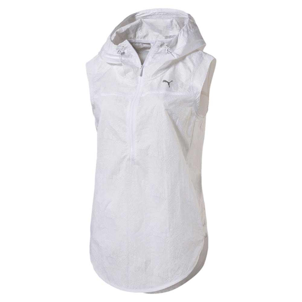 tubo respirador Conversacional Arcaico  Puma Culture Surf Cover Up White buy and offers on Traininn