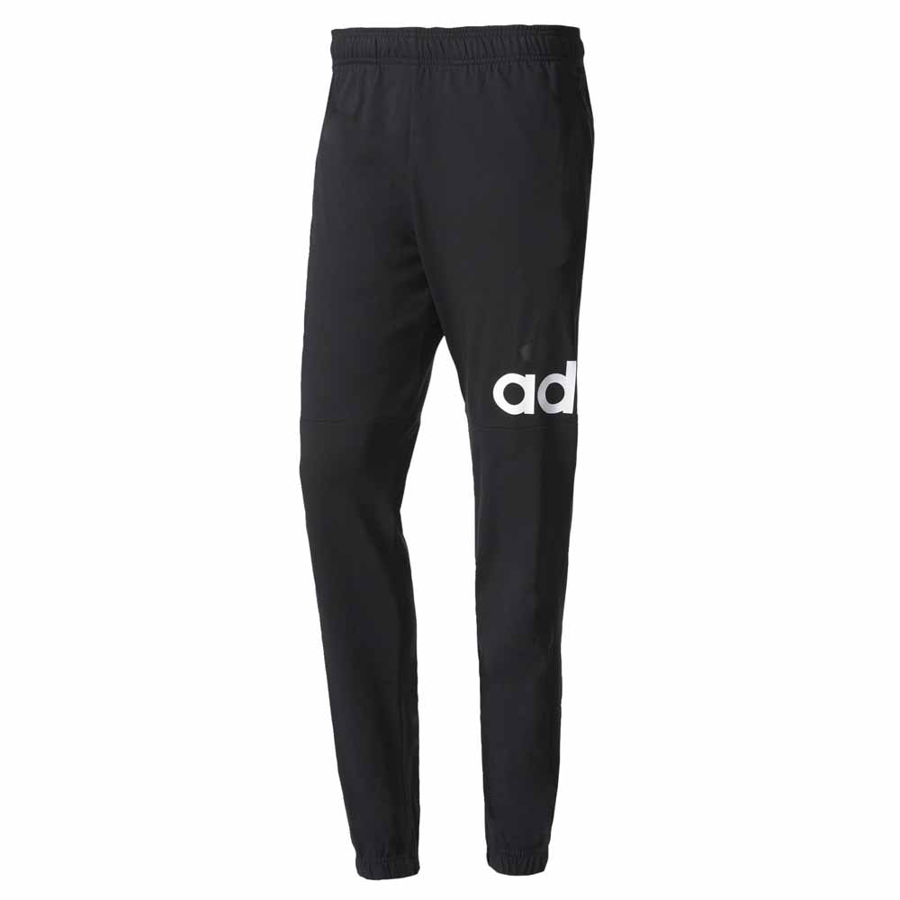adidas Essentials Performance Logo Tapered Single Jersey Long ...