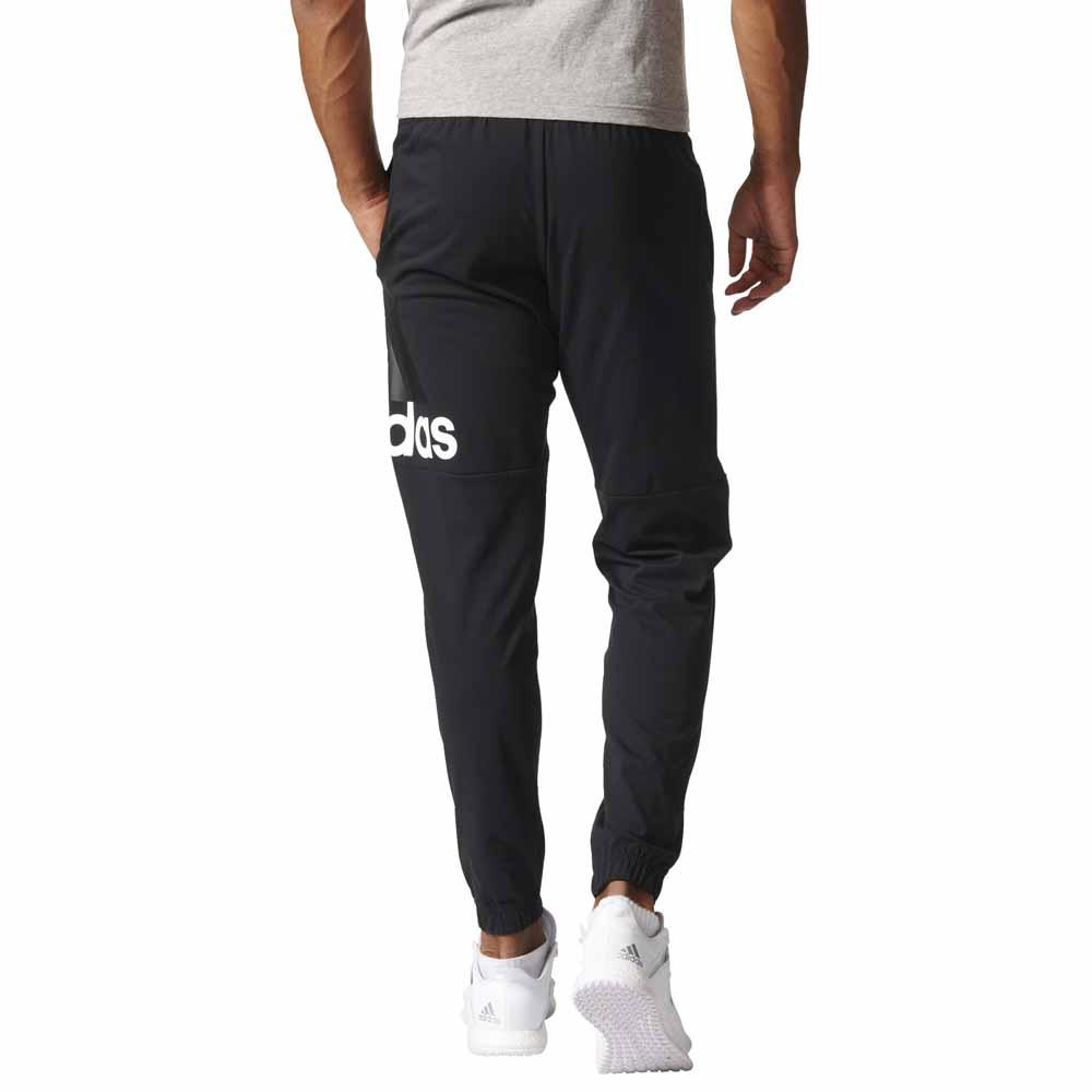 adidas essentials performance logo pants