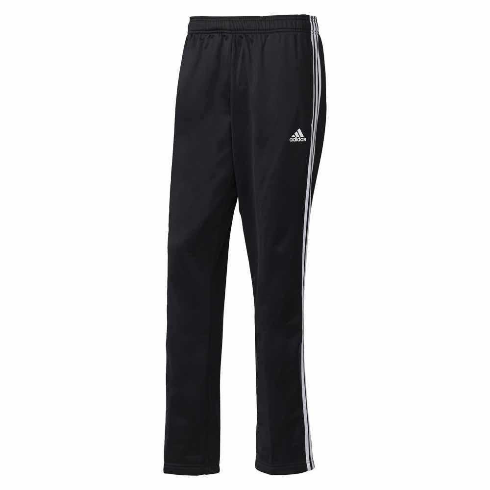 adidas Essentials 3 Stripes Regular Fit Tricot Pants Noir, Traininn 2da3b694b9c0