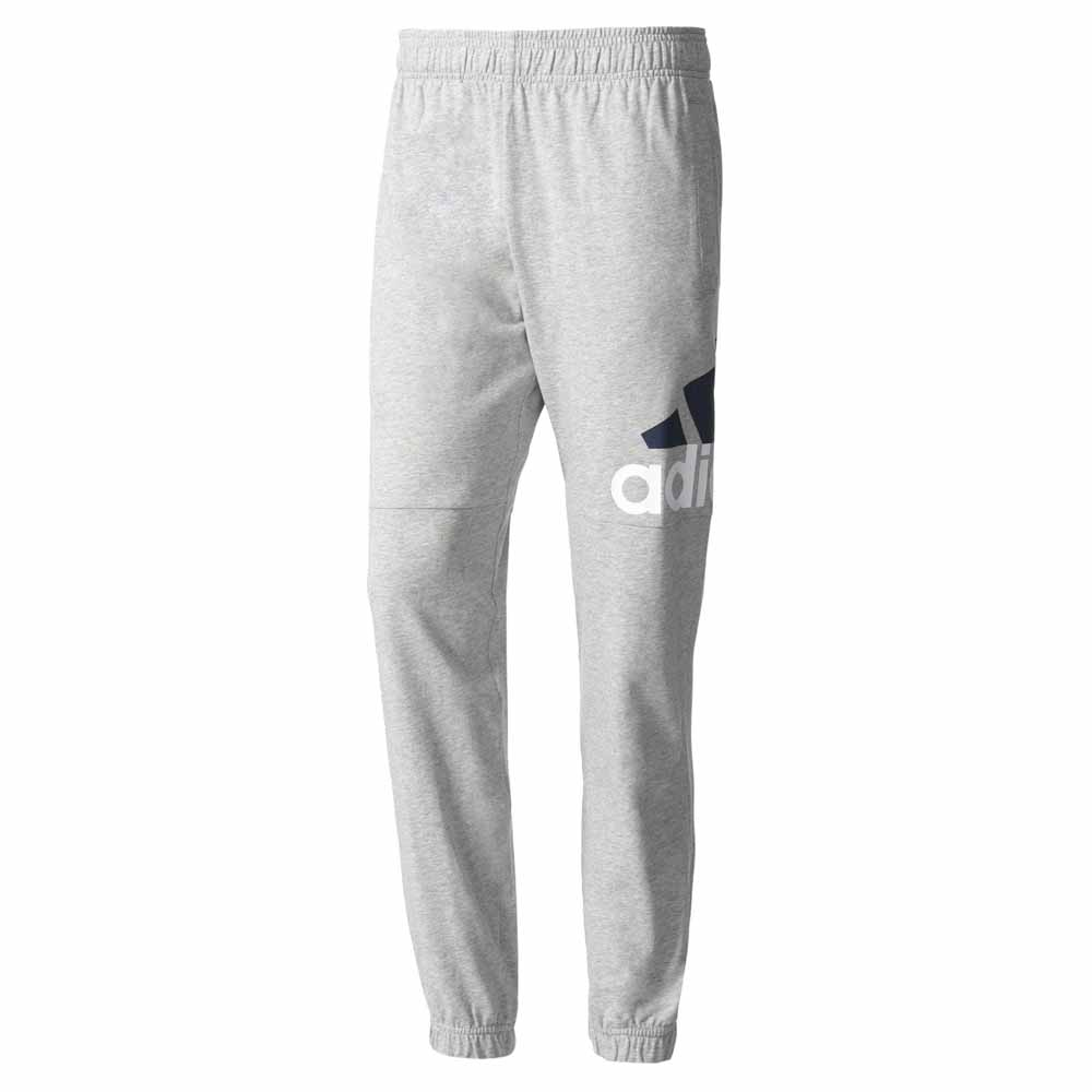 Logo Gris Jersey Adidas Tapered Essentials Pants Single Performance PSqEawqz