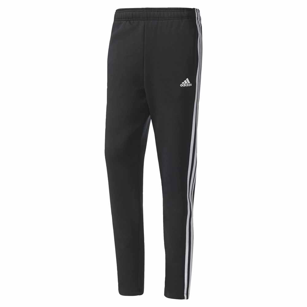 adidas Essentials 3 Stripes Tapered Fleece Pants