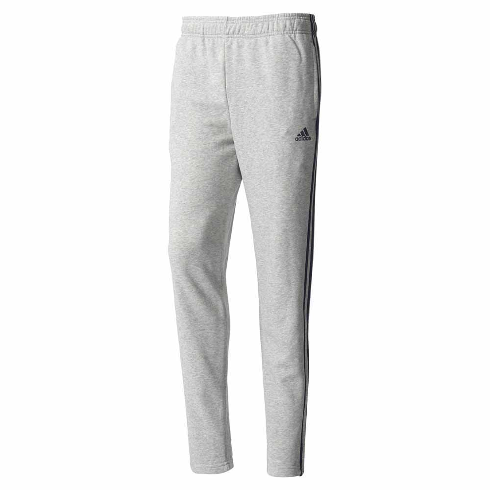 adidas Essentials 3 Stripes Tapered Pants Regular