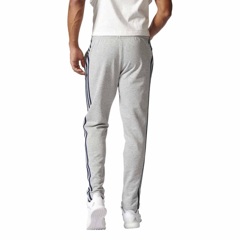adidas Essentials 3 Stripes Tapered Pants Regular