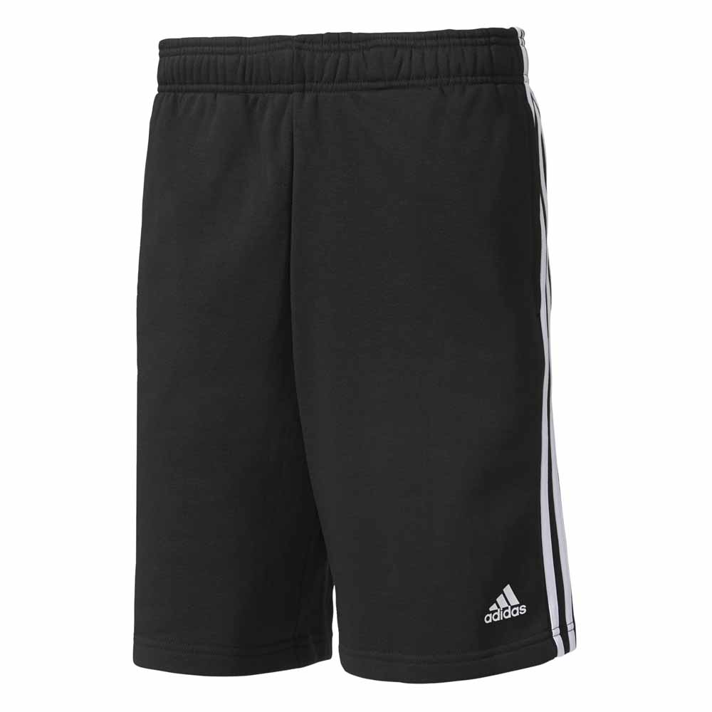 adidas Essentials 3 Stripes French Terry Short Pants