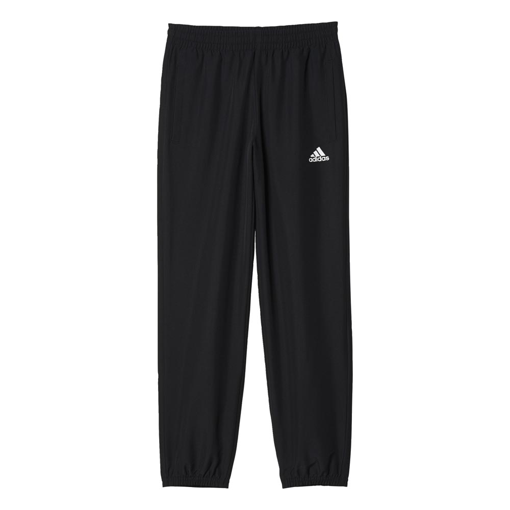adidas essentials linear pants byxor svart barnkläder,adidas
