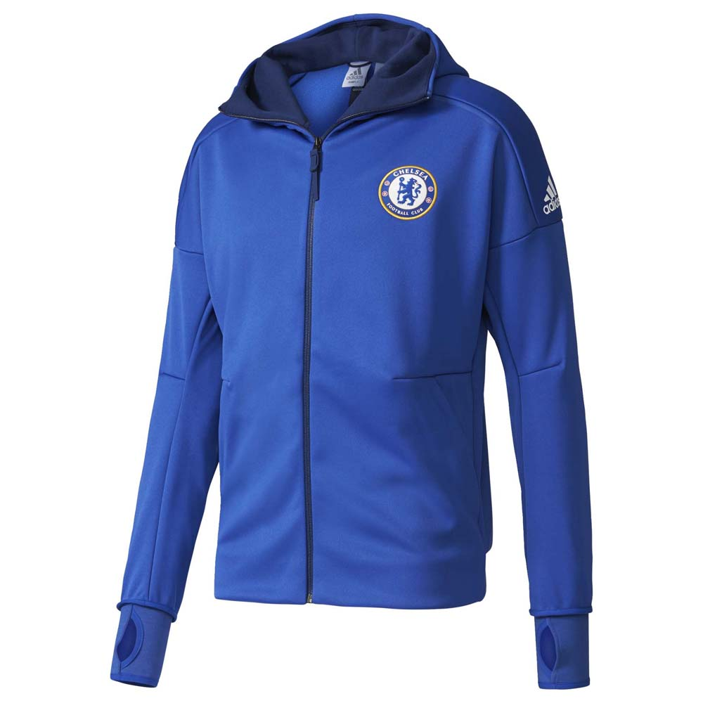 adidas Chelsea FC Anthem Zne Hoody buy and offers on Traininn f01366349e