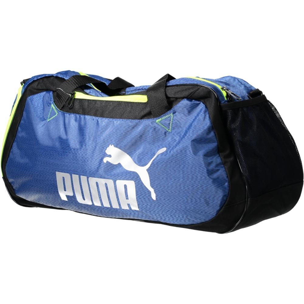 8a1a3aa1c6b1 Puma Duffle Bag Blue buy and offers on Traininn