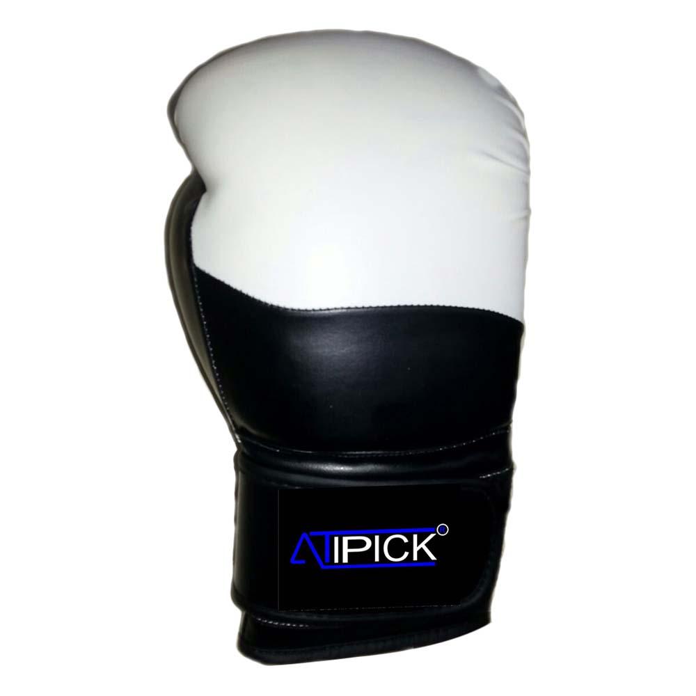216f817cb Atipick Pro Quality Boxing Gloves Soft Branco