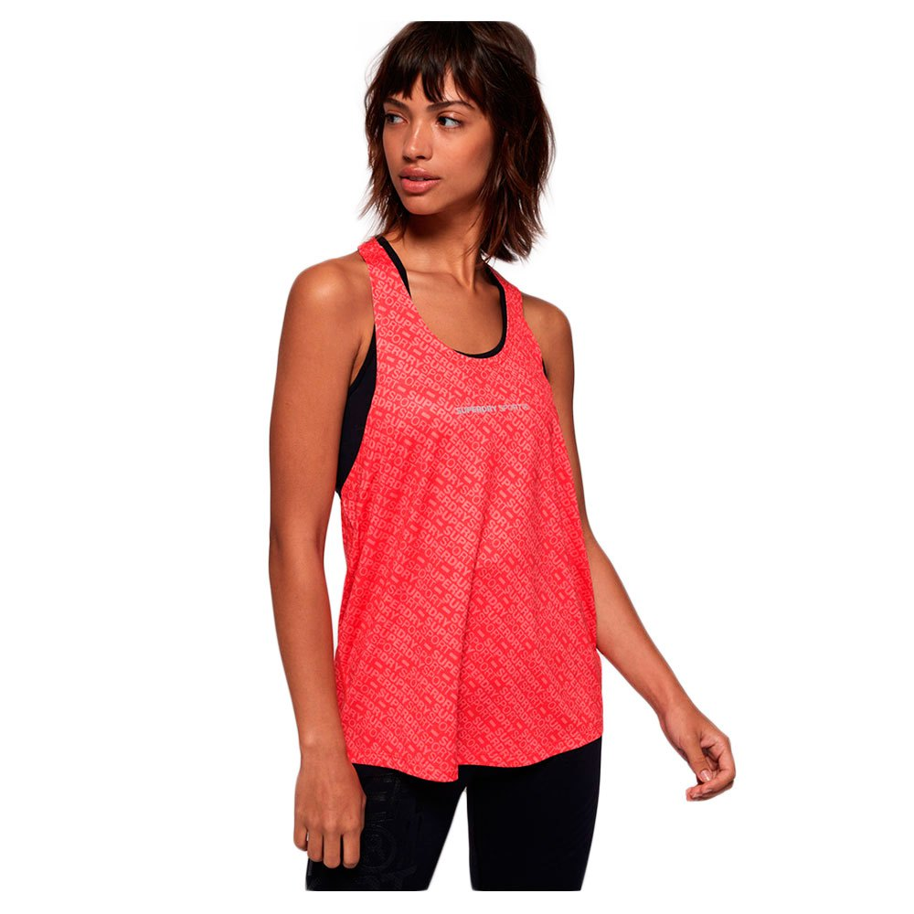 Superdry Sport Work Out Vest