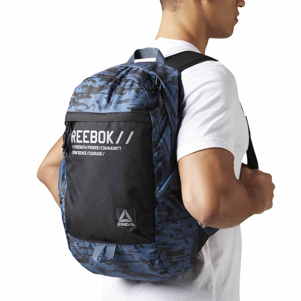... Reebok Motion Workout Active Graphic Backpack ...