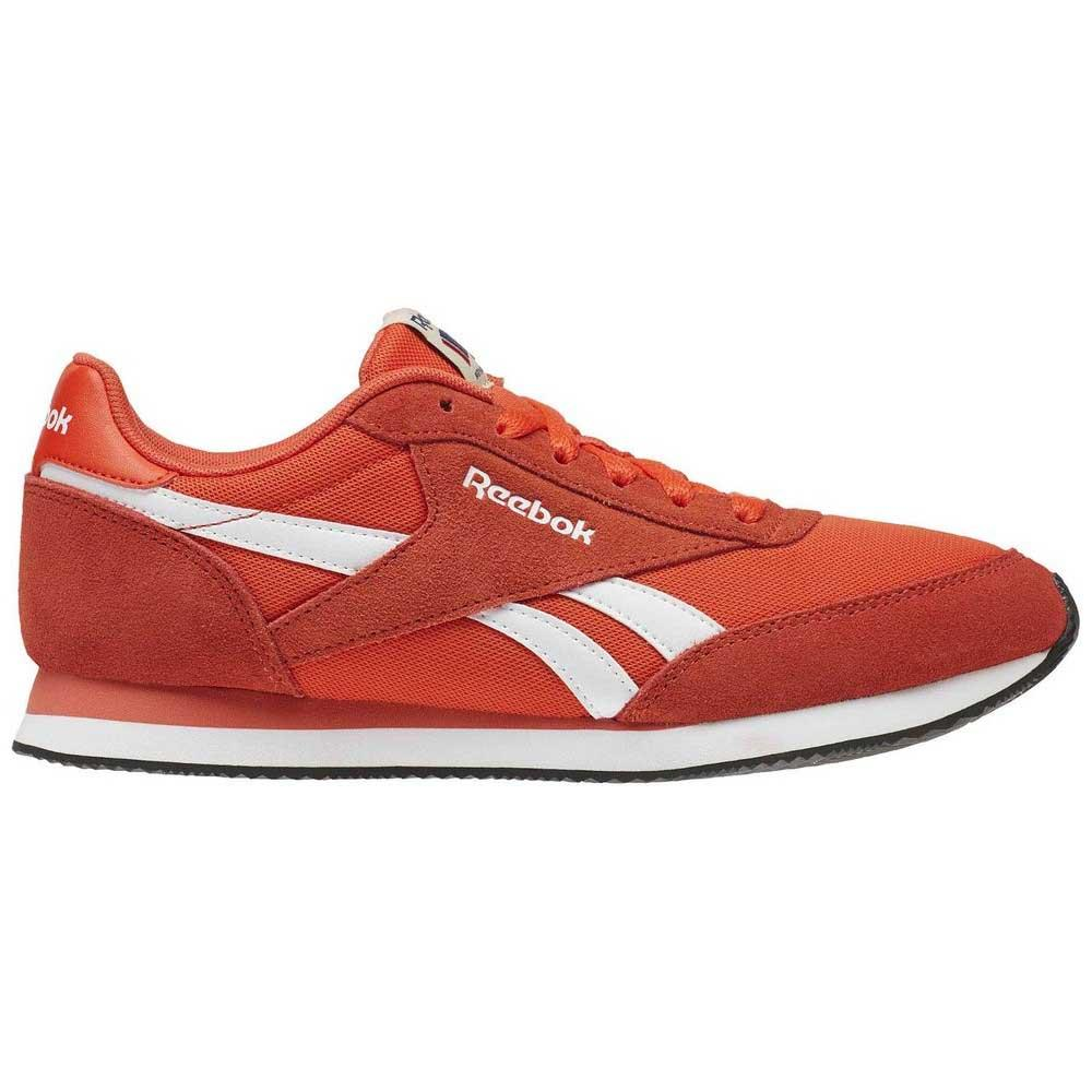 41891d8bb9a Reebok Royal Cl Jog 2HS Orange buy and offers on Traininn