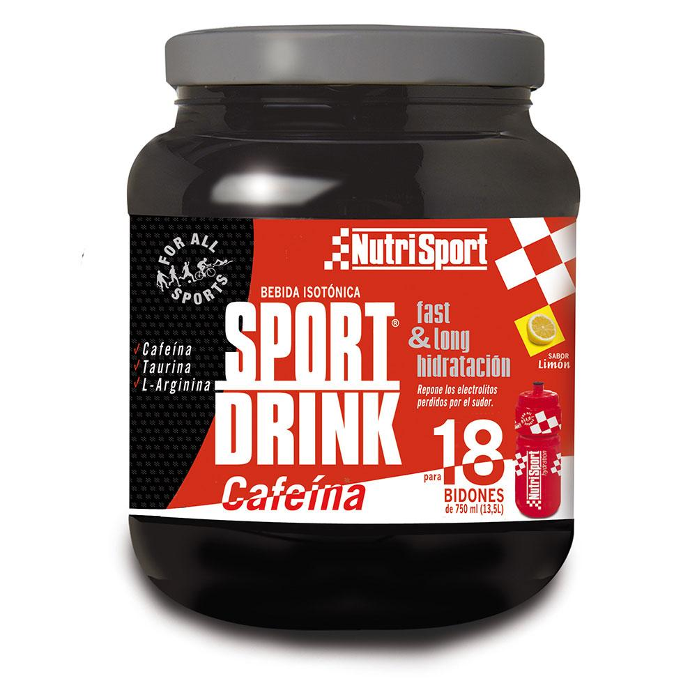 Nutrisport Sport With Caffeine 990gr Lemon