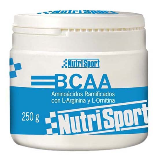 Nutrisport BCAA 300gr Without Flavour