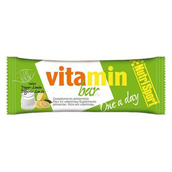 Vitamin Yogurt Lemon Bar Box 20 Units