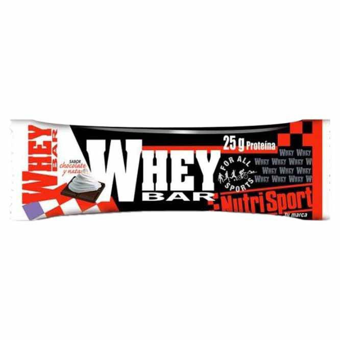 Whey Cream Bar Box 12 Units
