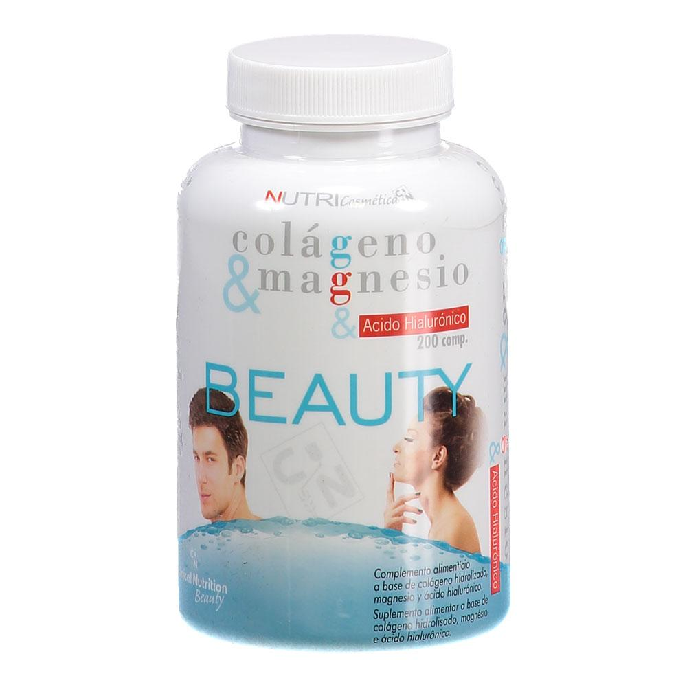 Nutrisport Collagen And Magnesio 200 Units