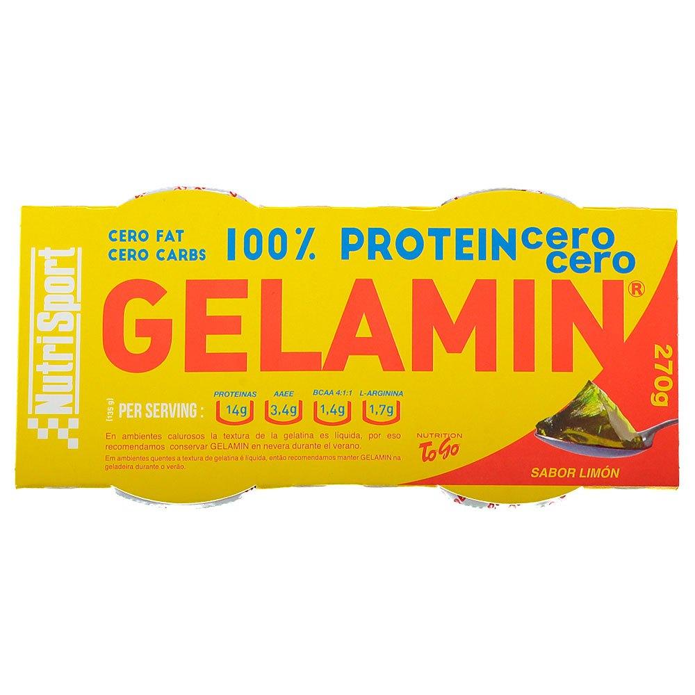 Gelamin Lemon 270gr