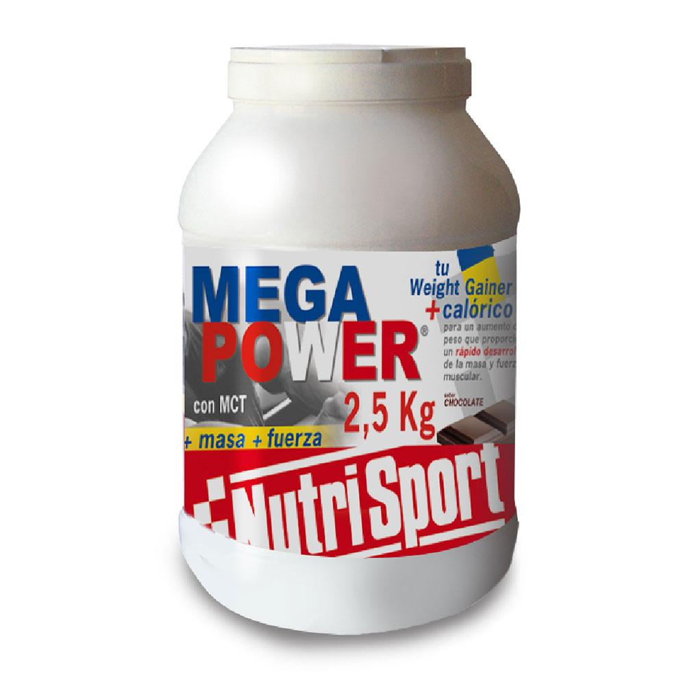 Nutrisport Megapower Box Chocoalte 2.5kg