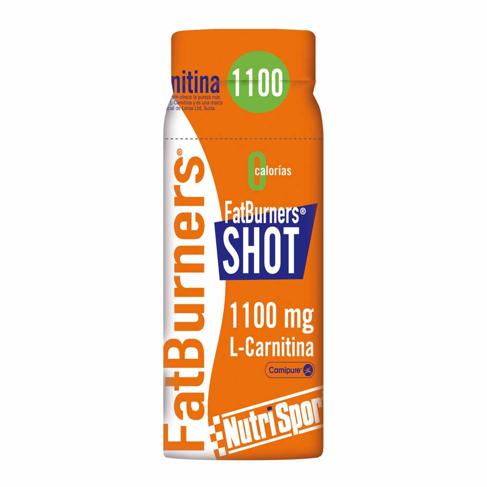 Nutrisport Fat Burners Shot 20 Unidades
