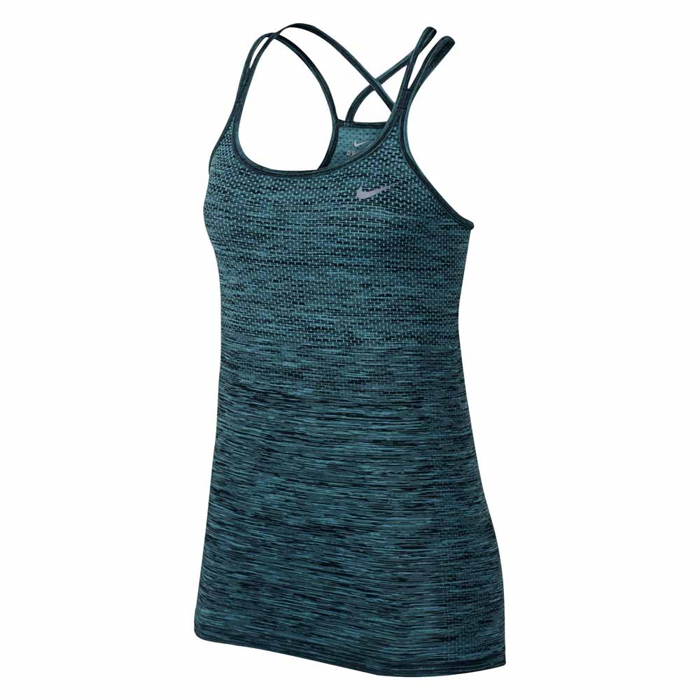 5ea1193ab84b5 Nike Dri Fit Knit Tank buy and offers on Traininn