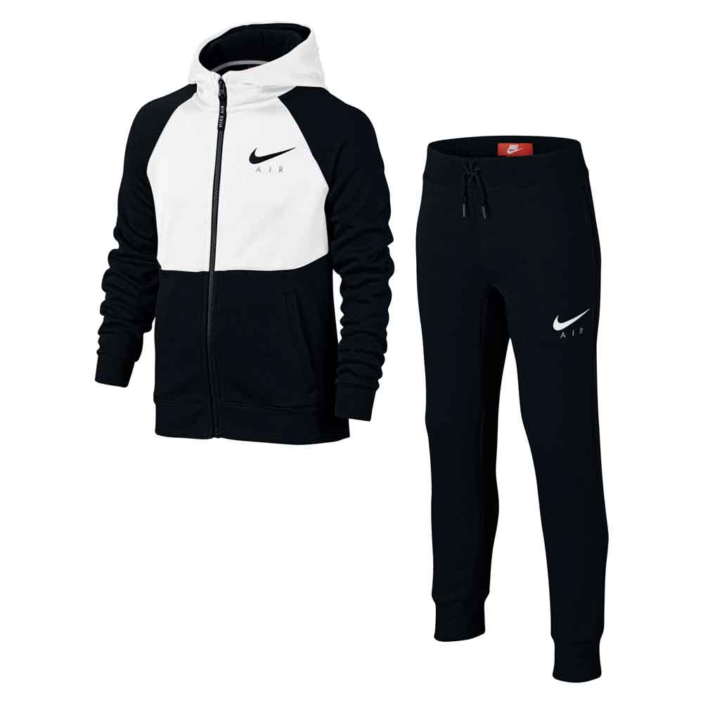 Buy black nike air tracksuit > Up to 65% Discounts