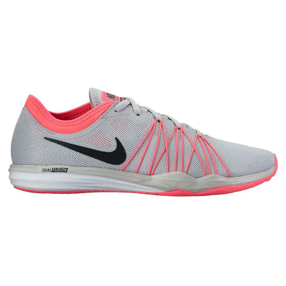 Nike Dual Fusion TR Hit Grey buy and offers on Traininn 08d0ae544