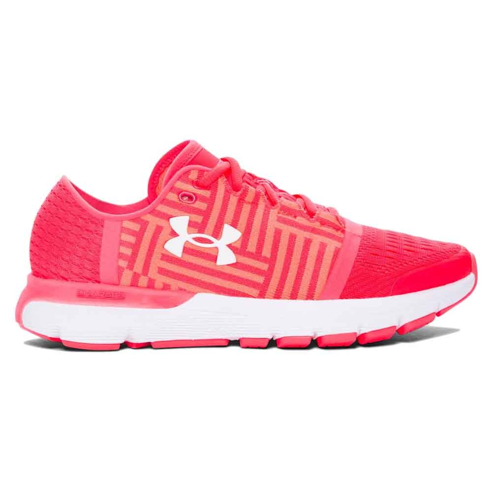 Under armour W SpeedForm Gemini 3 Red buy and offers on Traininn 2e6392a22a