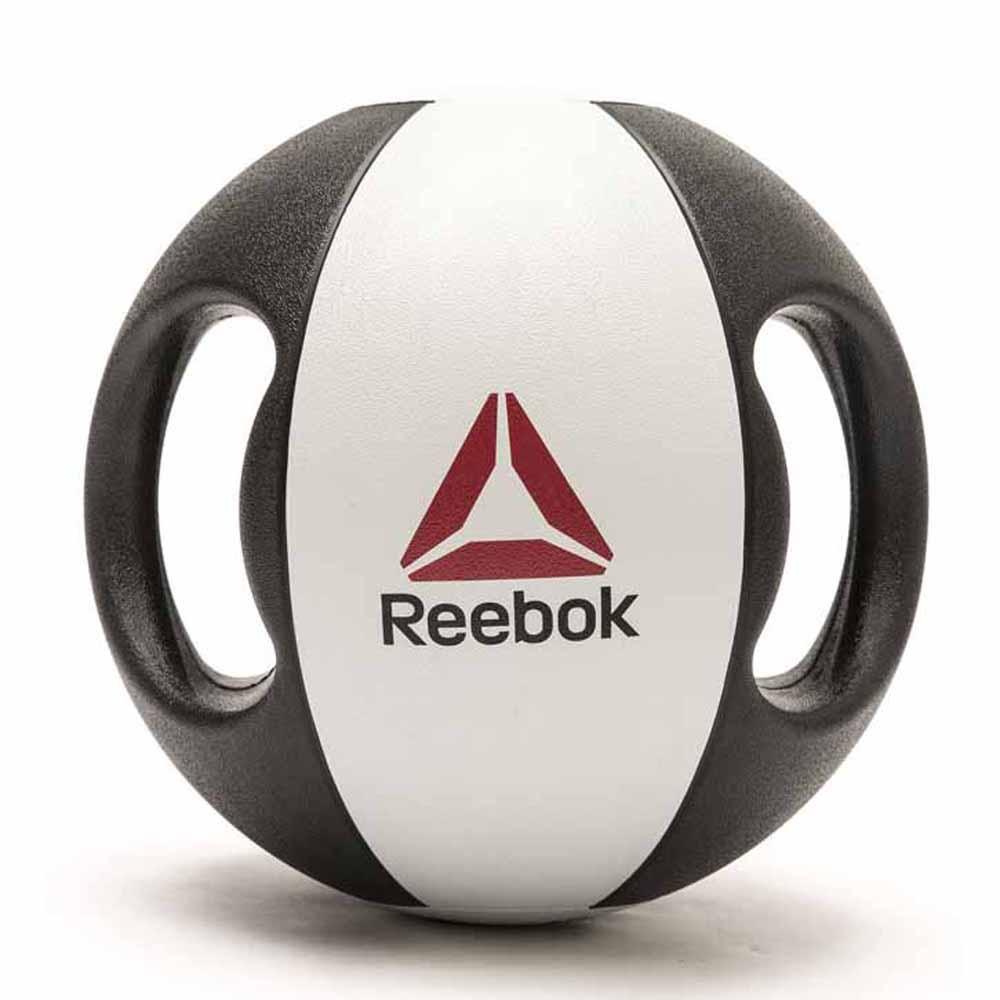 Reebok Studio Double Grip Med Buy And Offers On Traininn Gym Medicine Ball 10kg