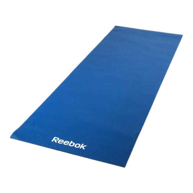 Reebok Yoga Mat Blue Buy And Offers On Traininn