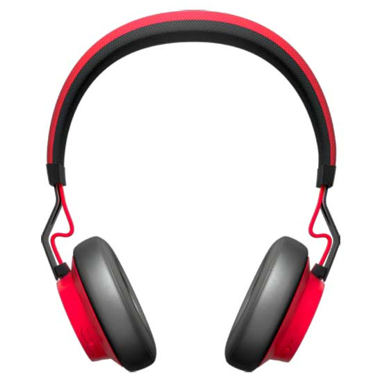 Jabra Move Wireless Stereo Headset Red
