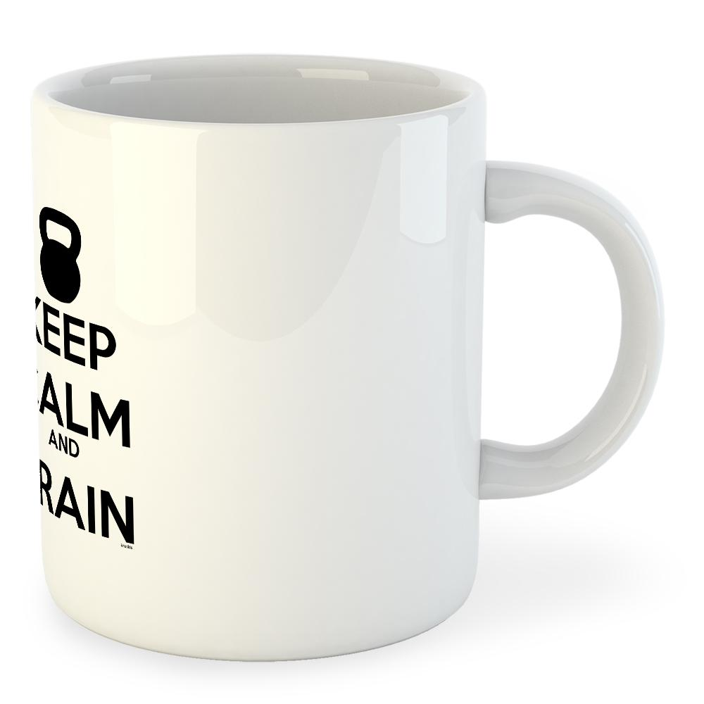 Tasse Keep Calm And Train