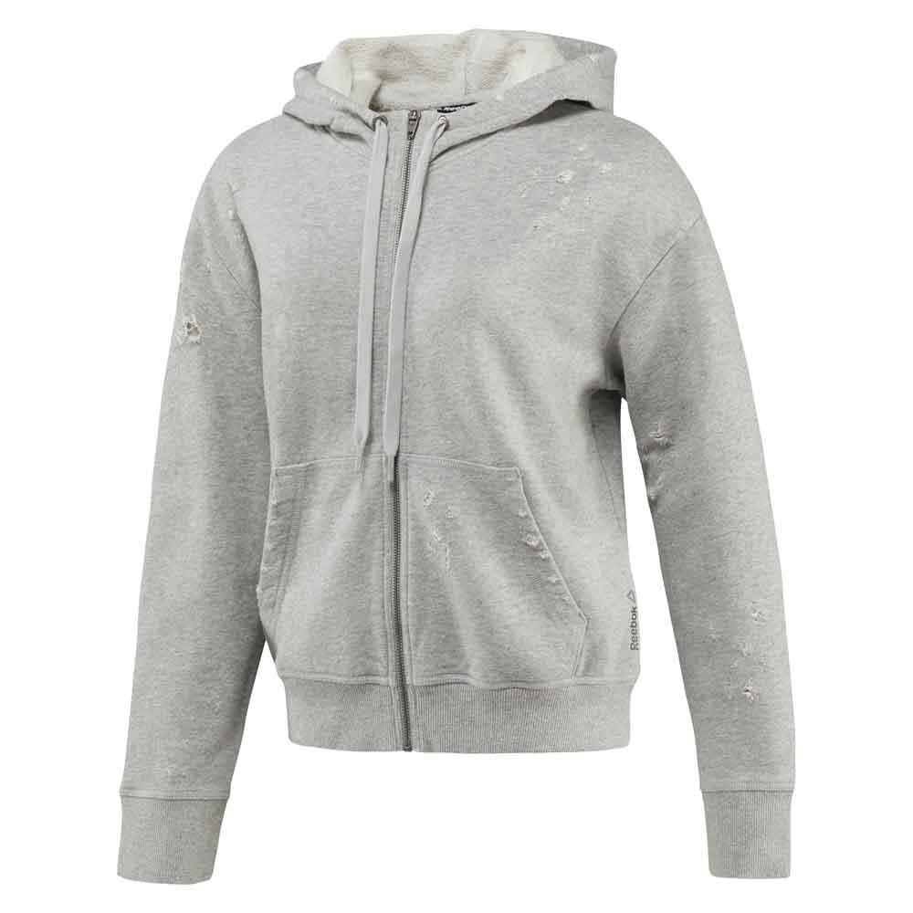f4a223d0f0 reebok sweatshirt grey
