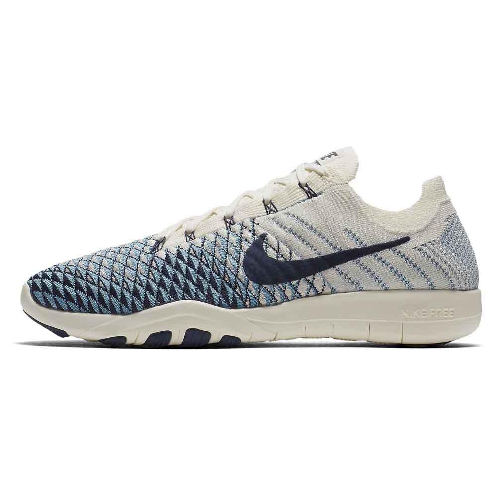 Nike Free TR Flyknit 2 Indigo Blue buy