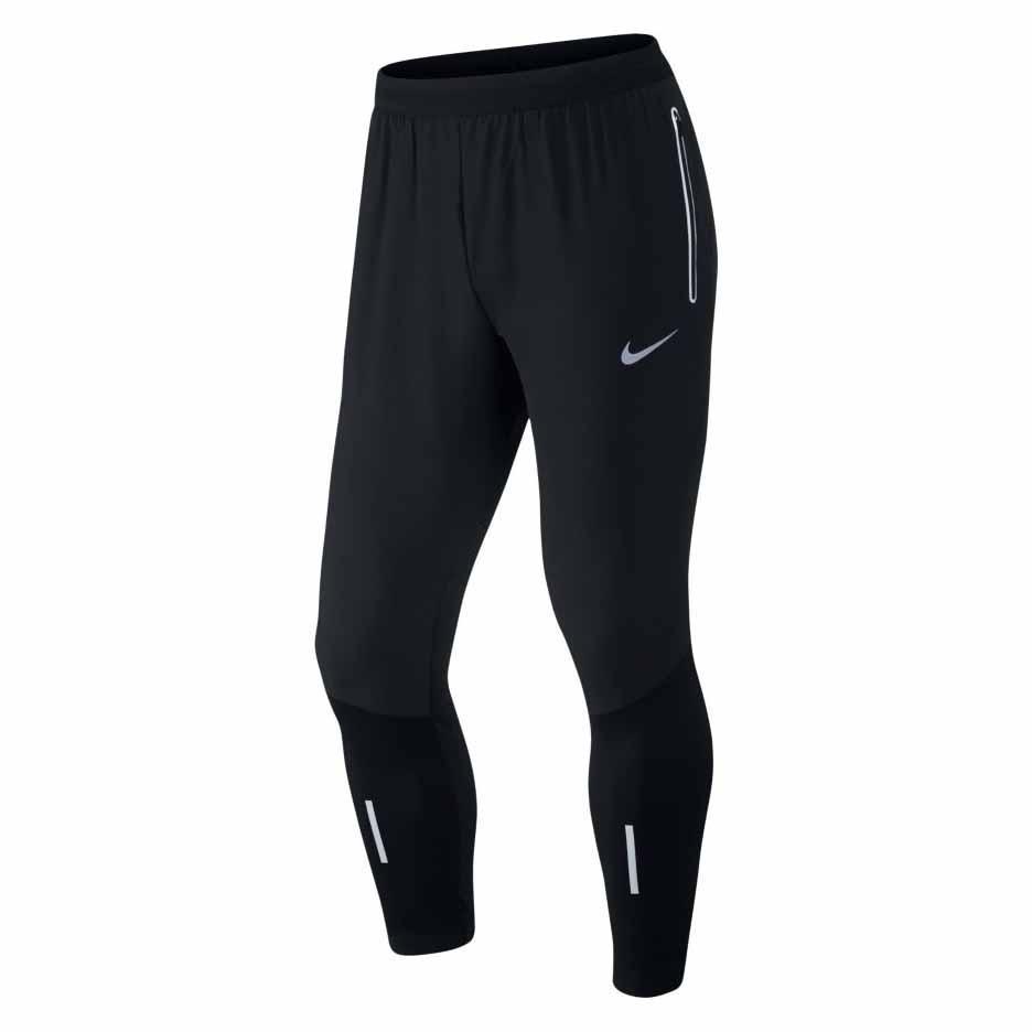 d9d2f2faf Nike Flex Swift Running Pants Black buy and offers on Traininn