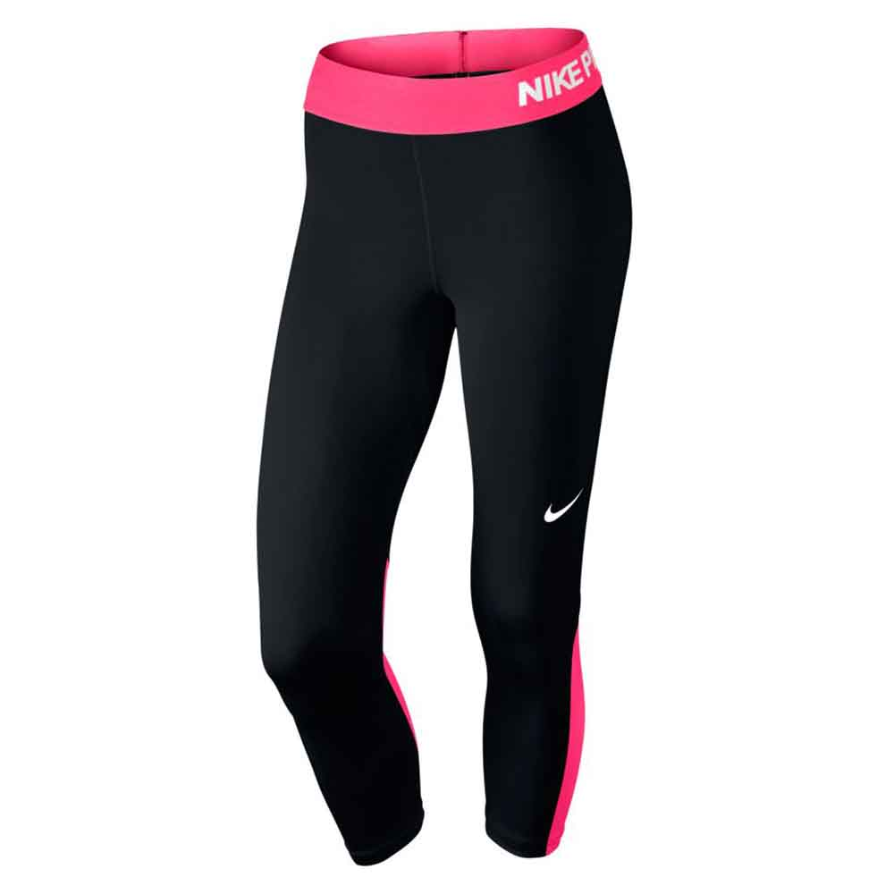 0b762f258baec Nike Pro Classic 3/4 Tight Black buy and offers on Traininn