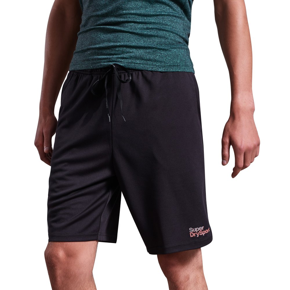 8f3fbfb4d3 Superdry Core Train Relax Tricot Negro