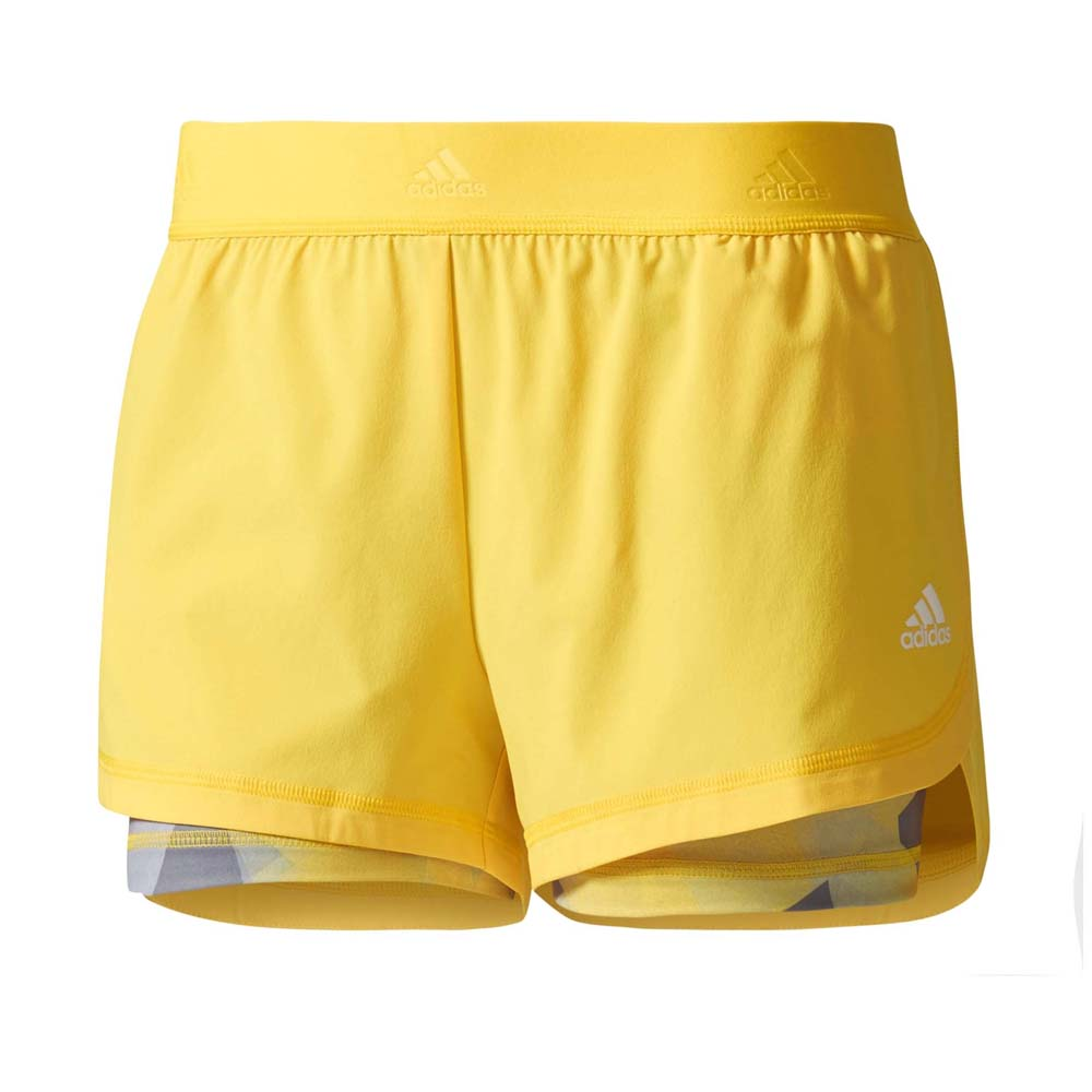 adidas 2 in 1 shorts women's