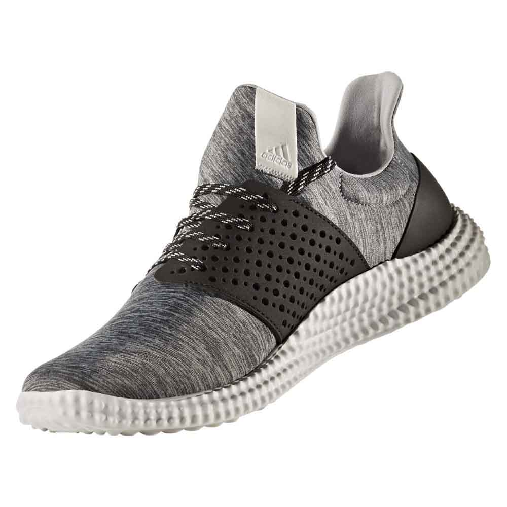 adidas athletics 24 / 7 allenatore grigio scuro heather / crystal white