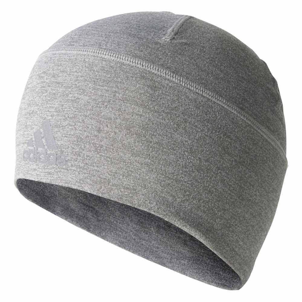 adidas Climalite Fitted Beanie Grey buy and offers on Traininn 6eb9b4e55ff