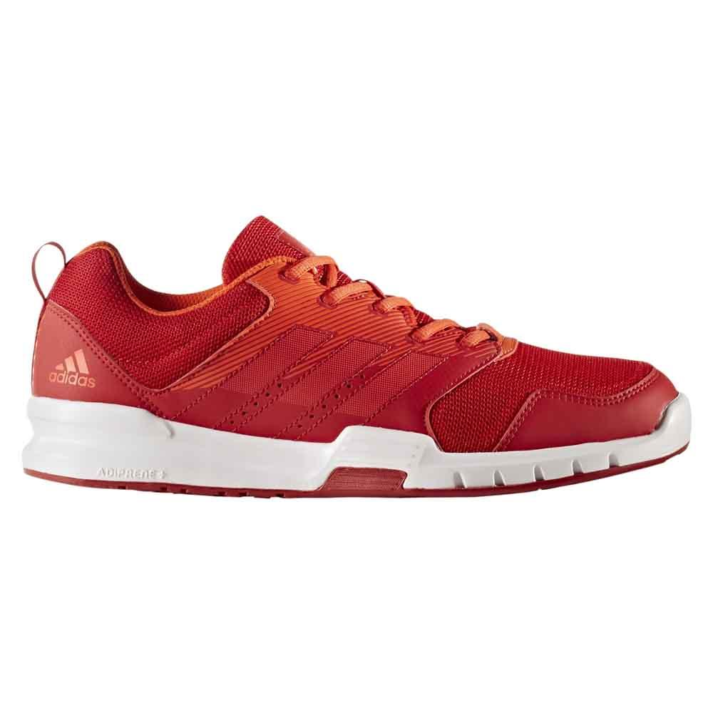 c81245173c0 adidas Essential Star 3 Vermelho comprar e ofertas na Traininn Trainers