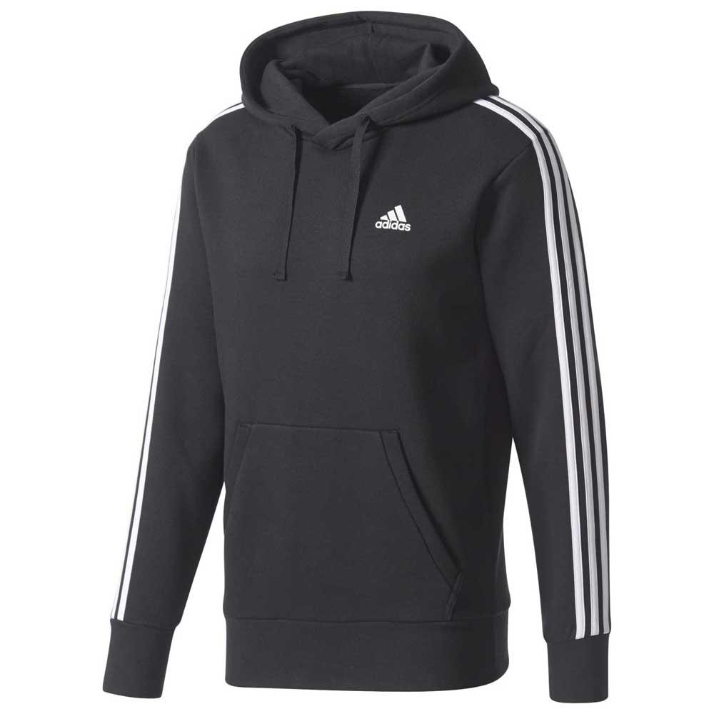 Adidas Fleece 3 Pullover Stripes NoirTraininn 1TFKJlc