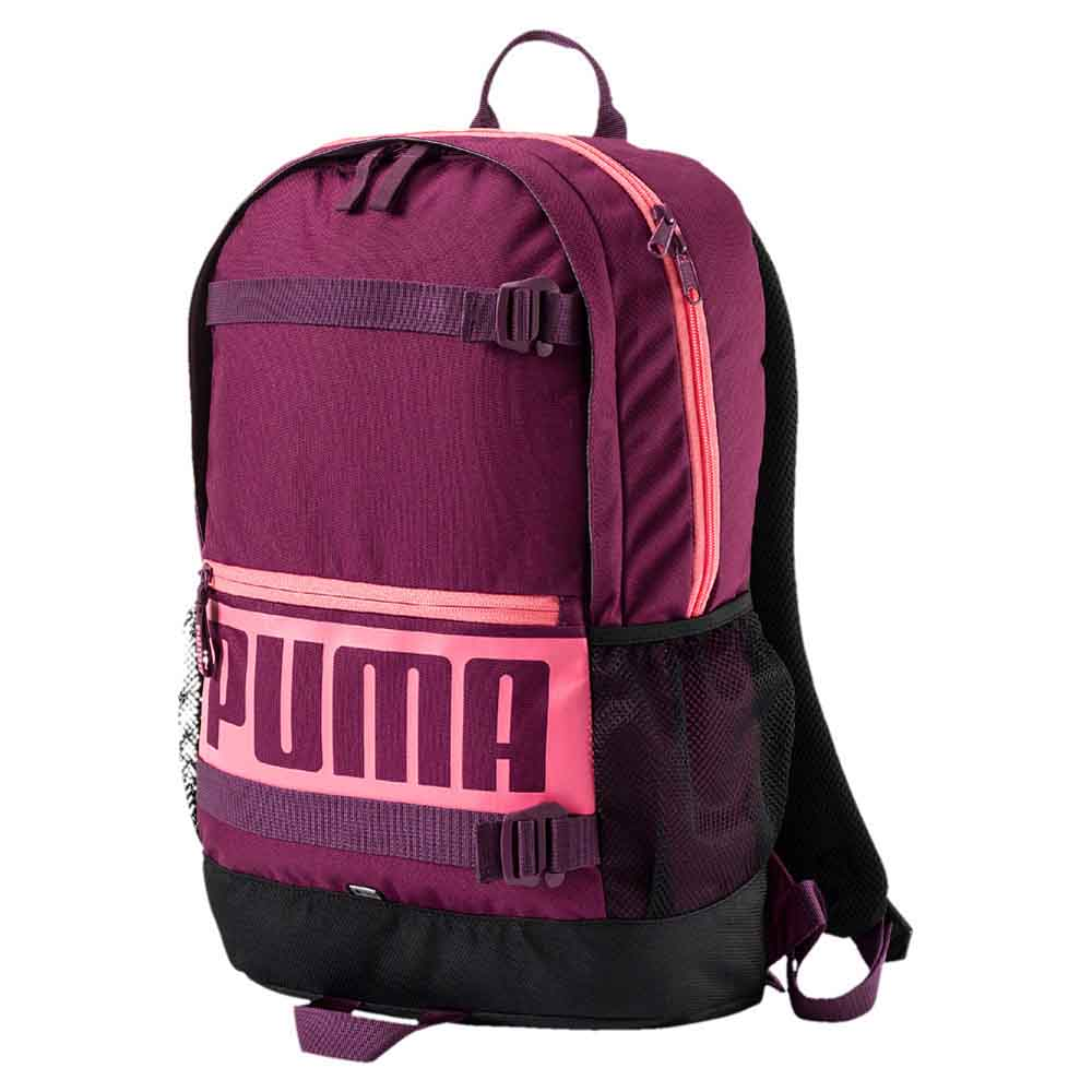 a3e899abf3 Puma Puma Deck Dark Purple buy and offers on Traininn