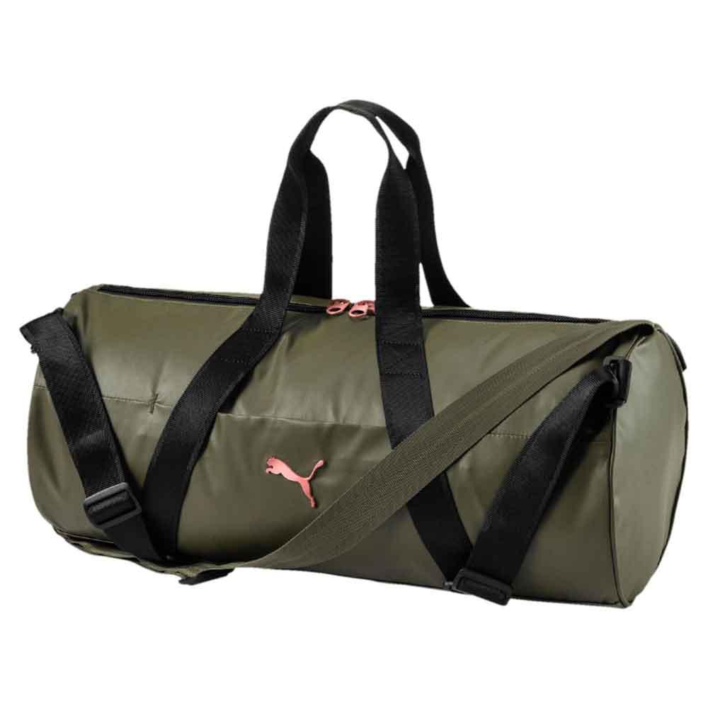 Puma VR Combat Sports Bag Green buy and offers on Traininn b1a55b4b67cf3