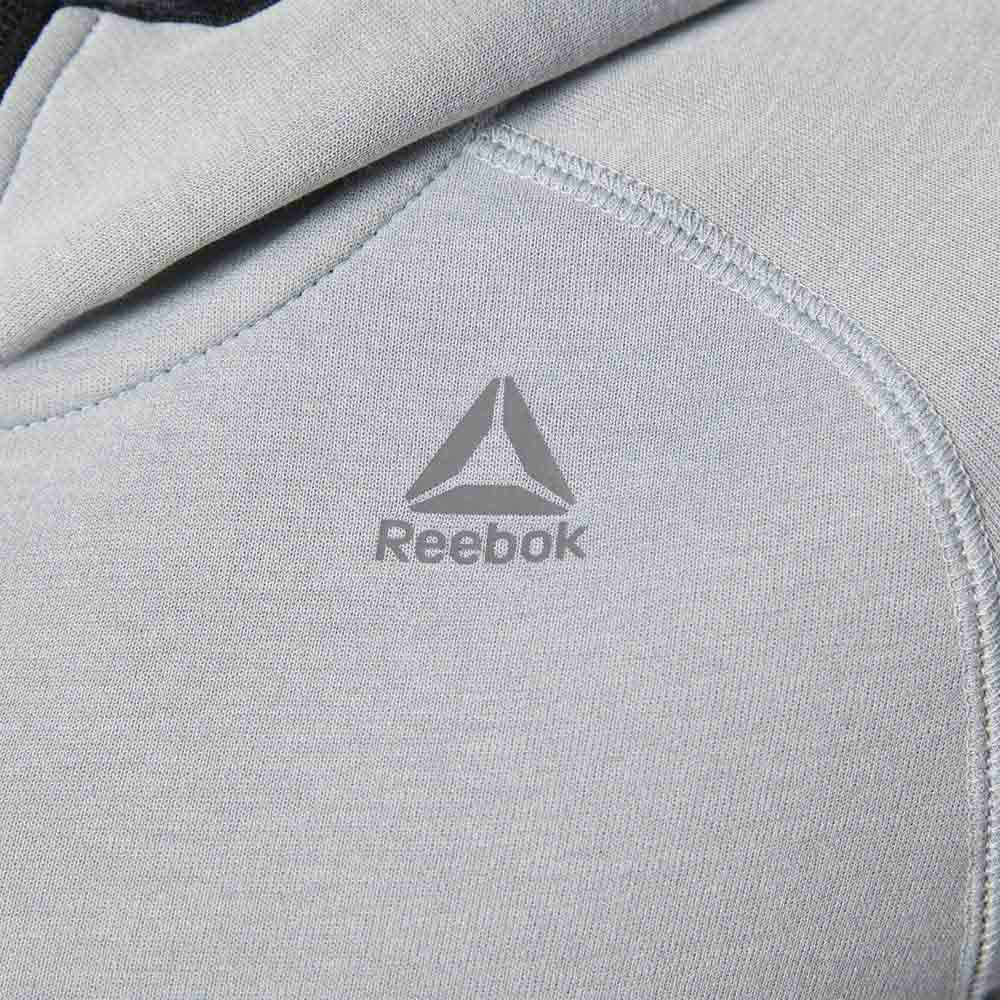 c4c66090a4 Reebok Quik Cotton Full Zip Hoodie buy and offers on Traininn