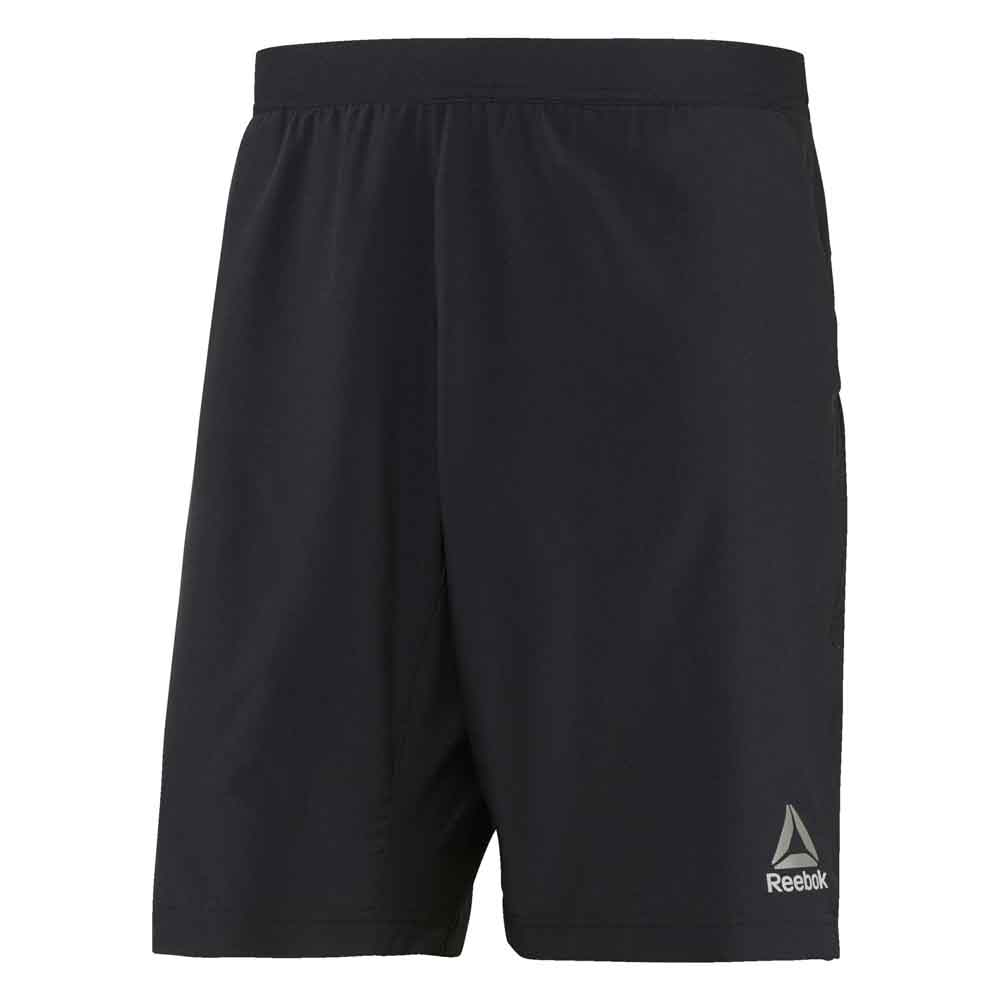 82712f4d1147 Reebok Speedwick Speed Shorts Black buy and offers on Traininn