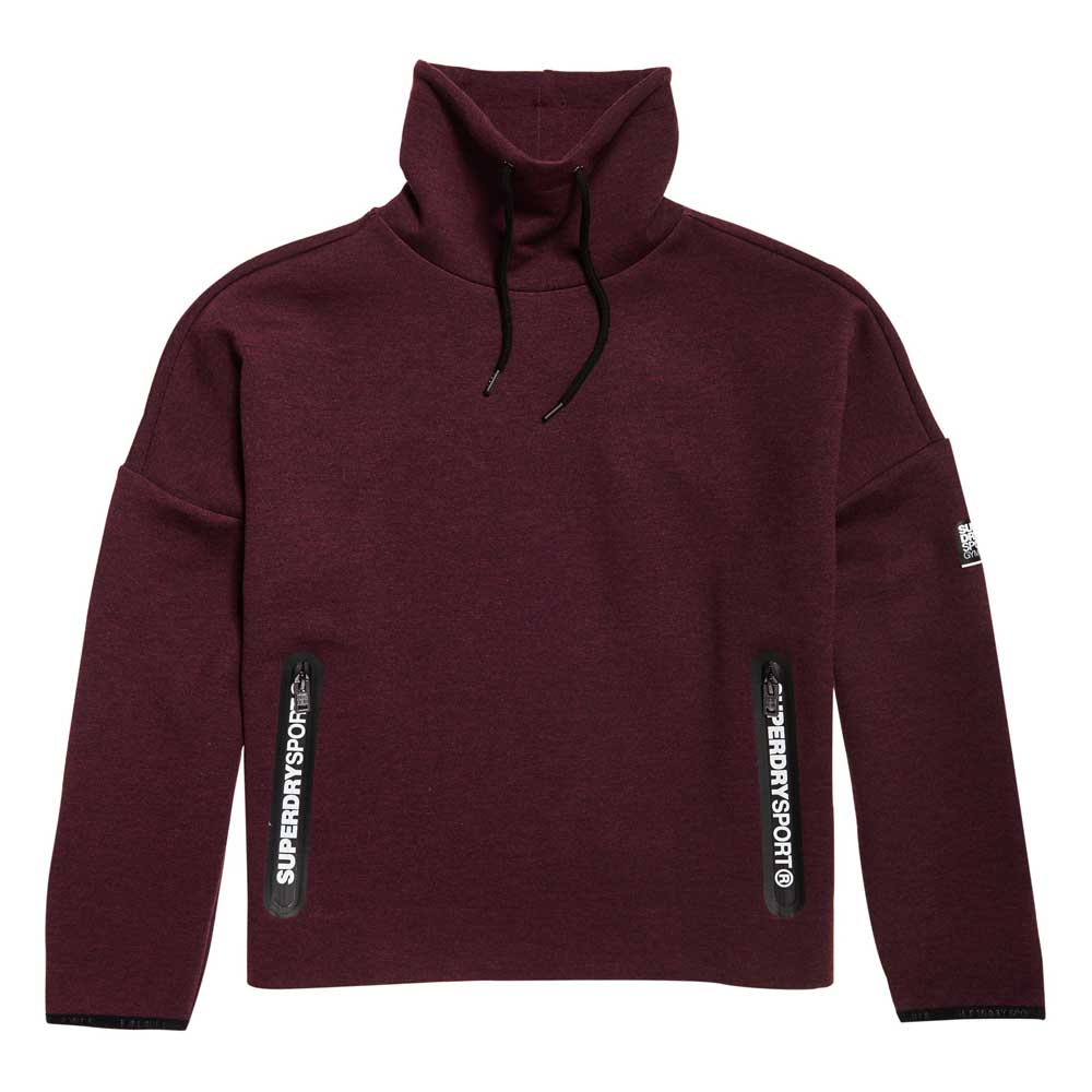 Superdry Sport Gymtech Luxe Funnel