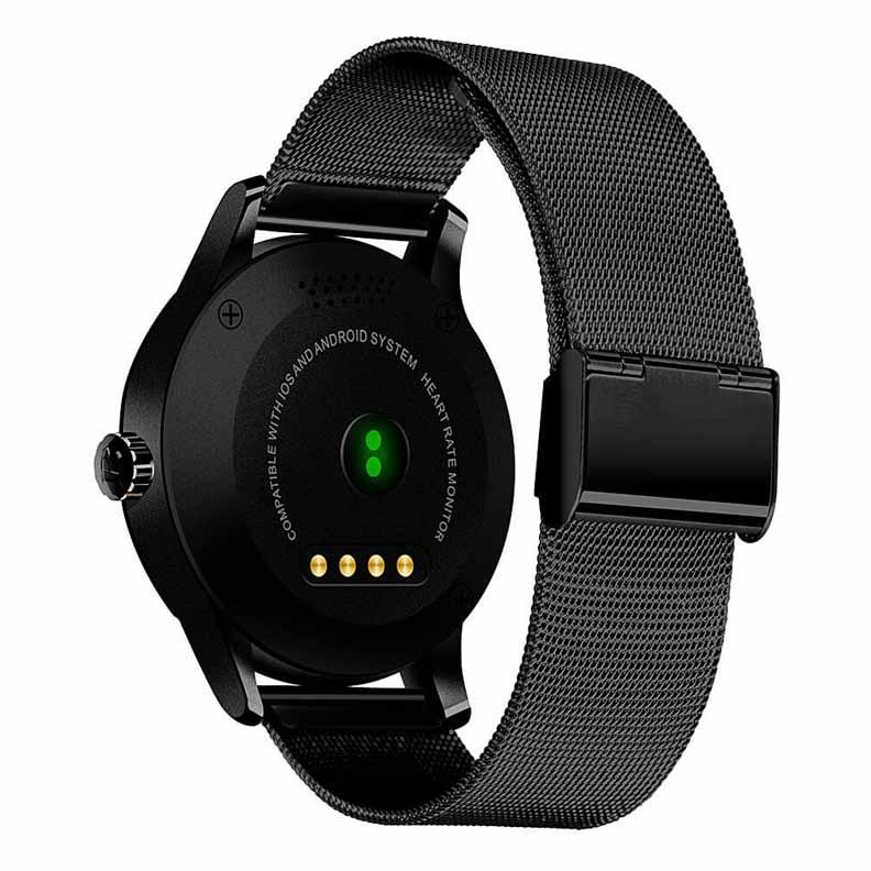 heart rate monitor with textile strap preis bild. Black Bedroom Furniture Sets. Home Design Ideas