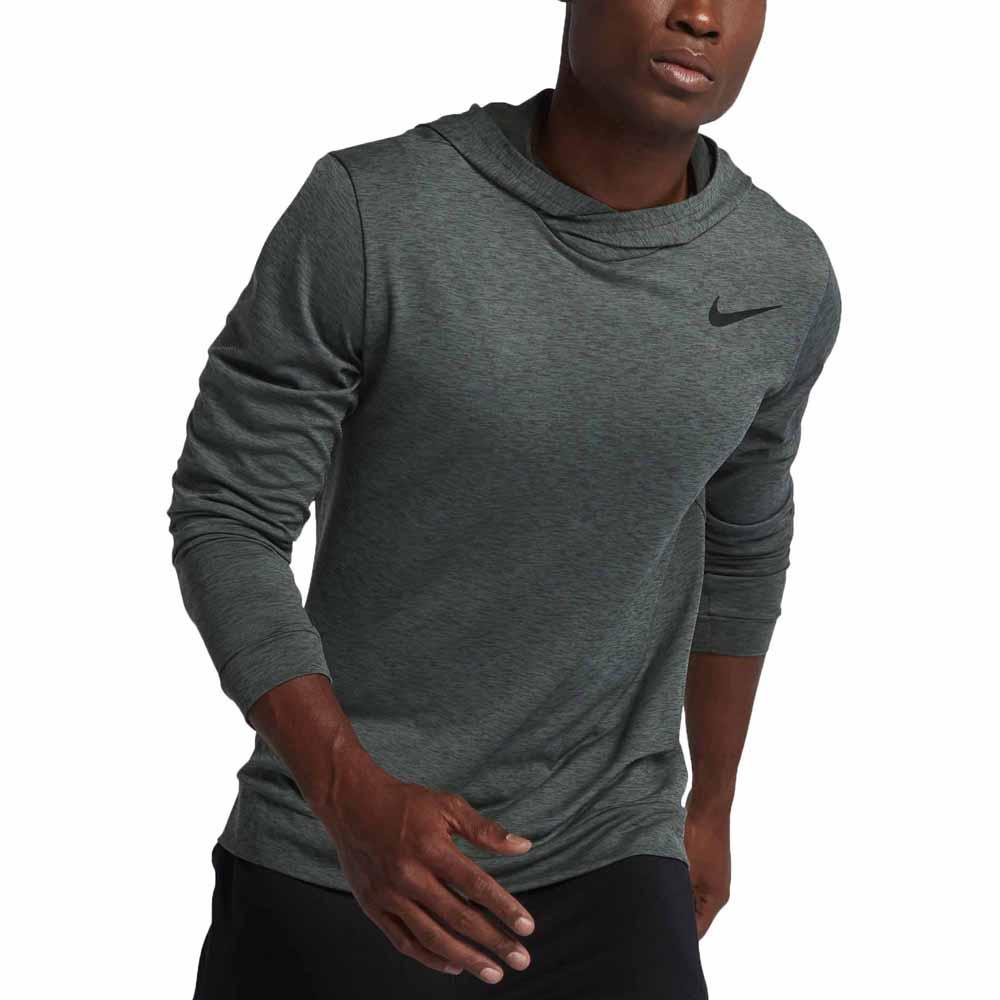 Nike Breathe LS Top Hoodie Hyper Dry