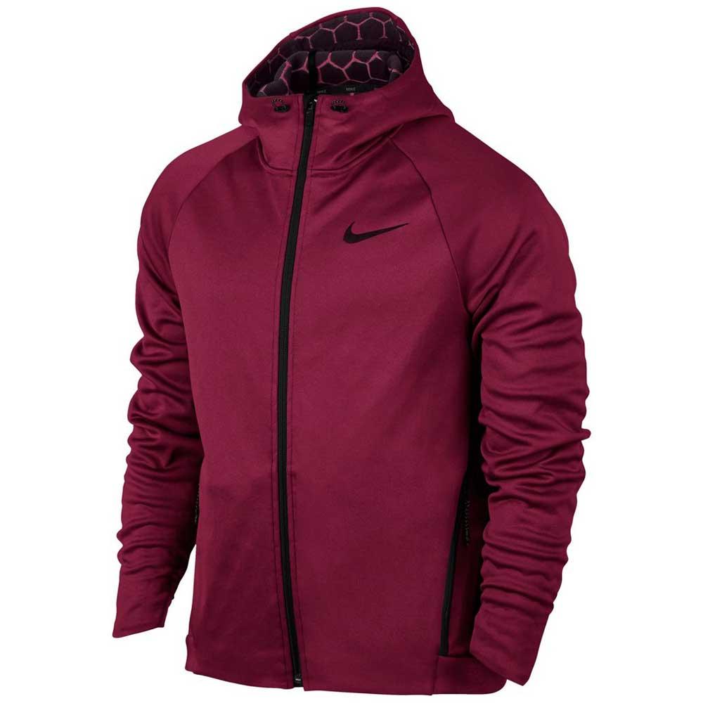 b8d94de4 Nike Therma Sphere Max Hoodie Full Zip køb og tilbud, Traininn ...